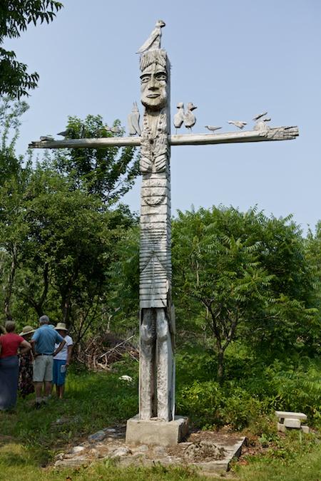 Langlais Sculpture Garden 1