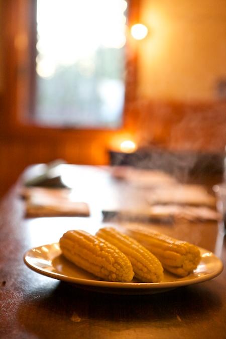 first sweet corn 4