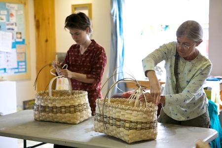 basket making class 1