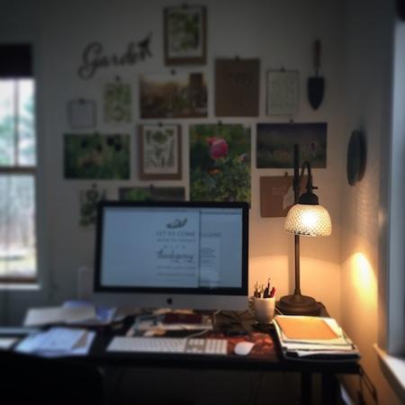 new desk lamp