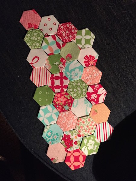 hexies finished