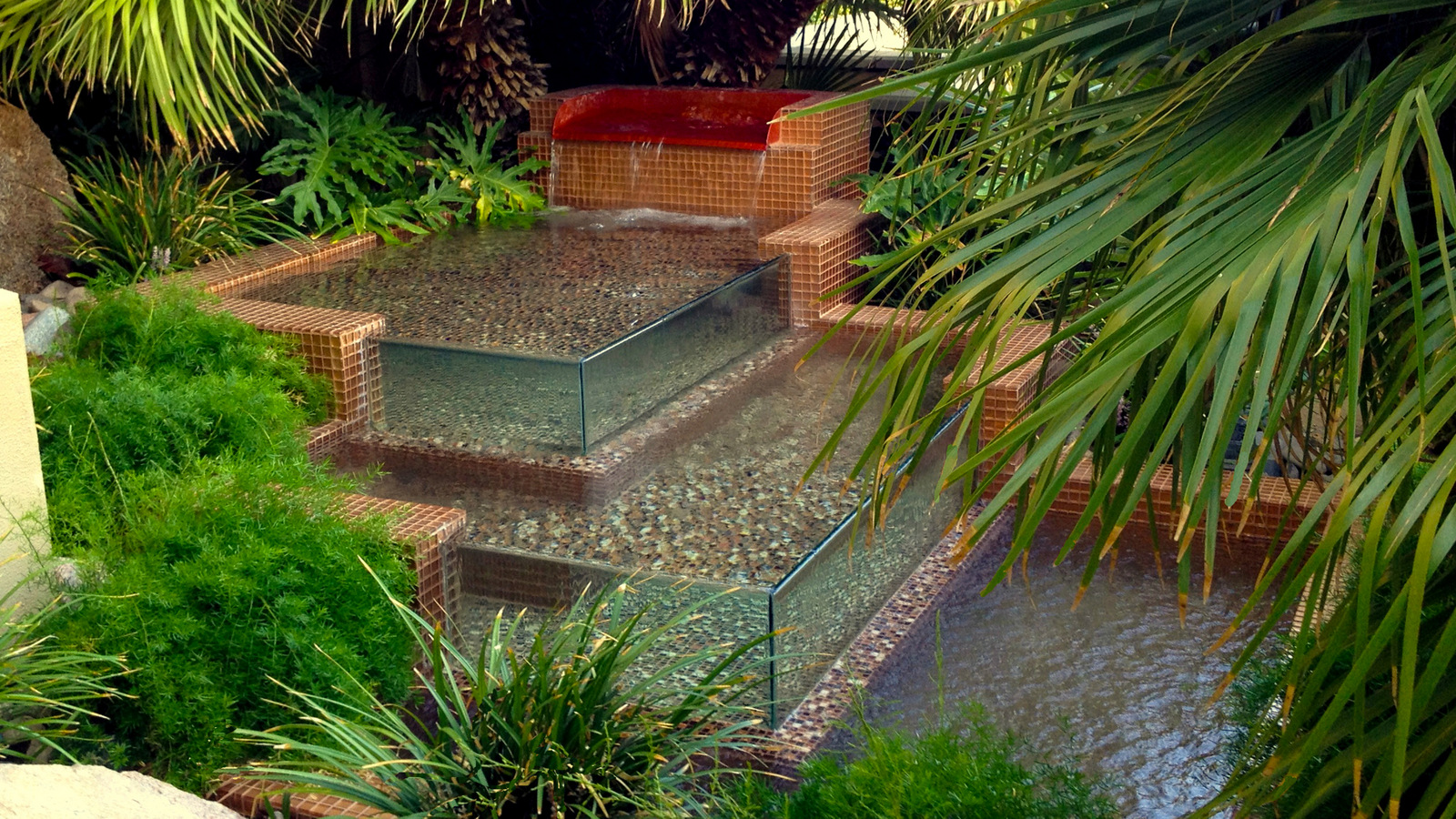 Garden Pond Landscaping Ideas