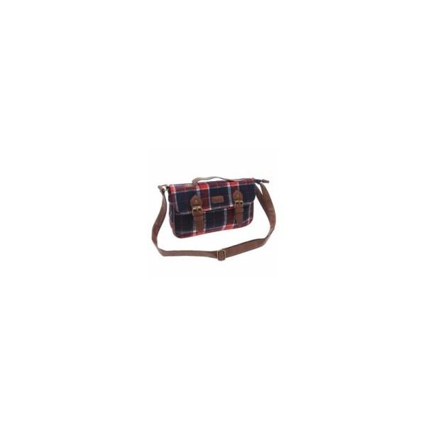 SoulCal Check Messenger Bag