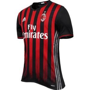 AC Milan 2016-2017 Home Kit
