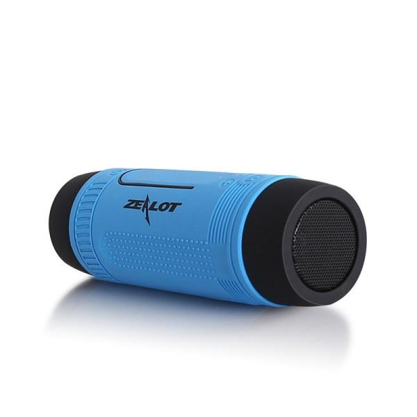 Zealot S1 Outdoor Sport Music Flashlight
