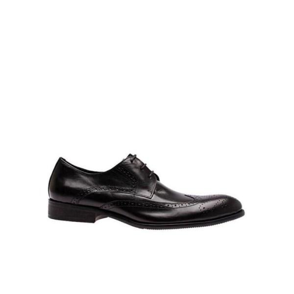 Mr Zenith Lace up Men's Shoes - Black