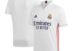Adidas 2020/2021 REAL MADRID HOME JERSEY (STADIUM GRADE)