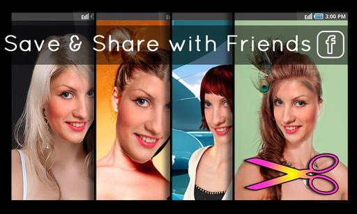 Virtuell Frisuren Testen App – Trendige Frisuren 2017 Foto Blog