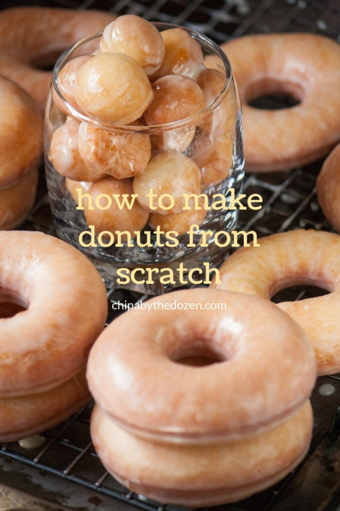 How to Make Donuts from Scratch