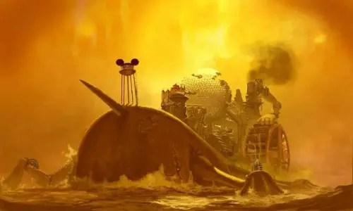 "Disney ""Epic Mickey"" Game"