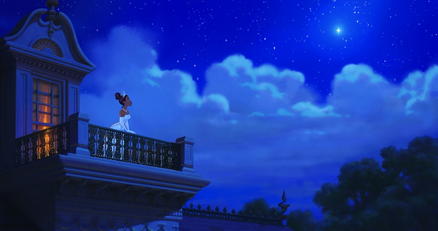 The Princess and the Frog Trailer & Info