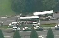 Bus Crash at Contemporary Resort