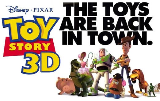 Toy Story 1 & 2 in 3D – Coming Soon