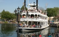 Disneyland prepares riverboat show for holidays