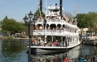 Disneyland prepares riverboat show for holidays