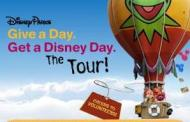 San Francisco - Give a Day. Get a Disney Day. Tour Highlights!