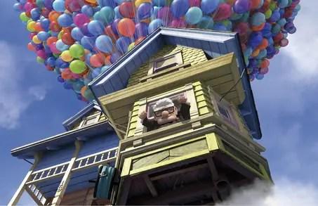Santa Cruz Man To Raise House with Balloons