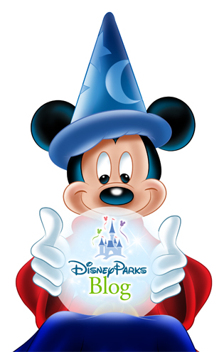 Disney Park Blog goes Live
