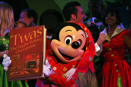 Farewell Mickey's 'Twas the Night Before Christmas'