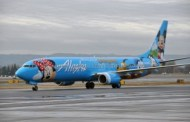 Alaska Airline's Spirit of Disneyland II