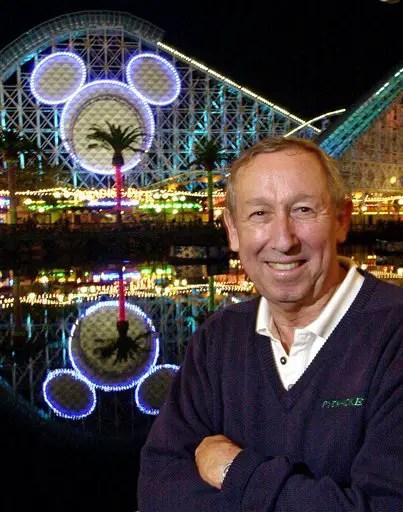 Disney biographer remembers Roy E. Disney