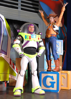 """Toy Story –The Musical"" Coming to Disney's California Adventure Park 2011"