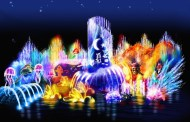 "An Entertaining Look at Disneyland's ""World of Color"" Construction"
