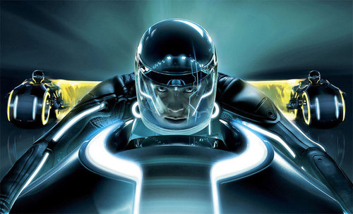 An Sneek Peak Of Tron Legacy… In 3D!!!