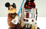 Jedi Mickey's Own Droid Available April 2010