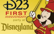 D23's First Anniversary Party at Disneyland: March 10, 2010