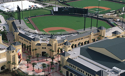 Atlanta Braves Spring Training Returns to Disneyworld