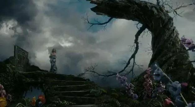 *New* Alice in Wonderland: Wonderland Featurette