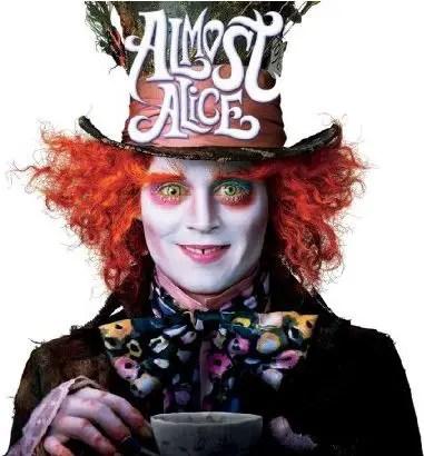 "Disney's Alice In Wonderland ""Almost Alice"" Soundtrack Widget"