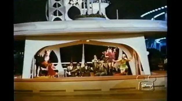 Classic Disney – Groovin' at Disneyland's Tomorrowland Bandstand, 1968