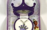 Disney's The Princess and The Frog pendants recall