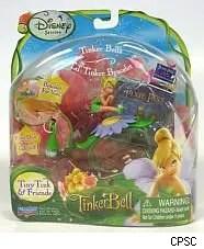 Disney Fairies jewelry recalled for excessive lead