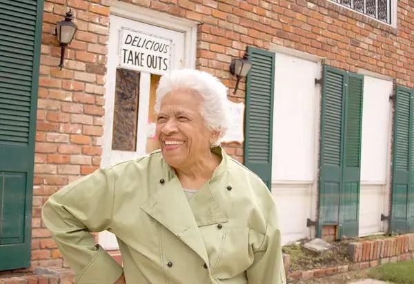 Queen of Creole cuisine inspired Princess Tiana