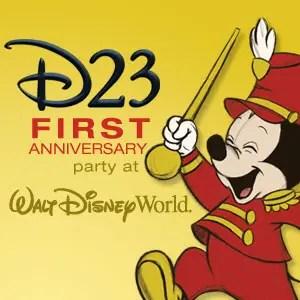 D23 Anniversary Party – Disney Parks News