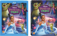 Disney's Princess and the Frog BluRay/DVD Combo Giveaway