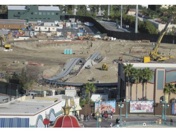 Previewing Cars Land at Disney's California Adventure
