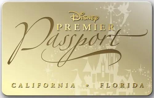 'Disney Premier Passport' Unveiled