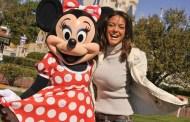 Disney Pic of the day - Eva La Rue at Disneyworld