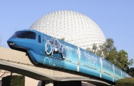 Tron Monorail now operating at Walt Disney World with Video