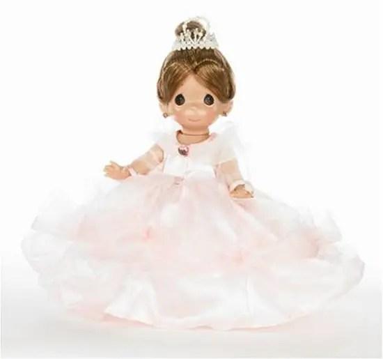 New Precious Moments Dolls Created Especially For Disney Parks