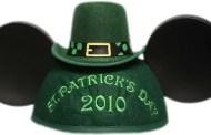 St Patrick's Day at Walt Disney World Resort