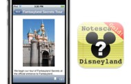 """New """"Disneyland Secrets Gold!"""" Notescast App for iPhone Released"""
