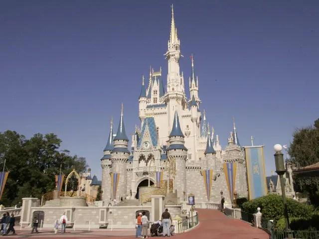 Another Walt Disney World Bus Crash