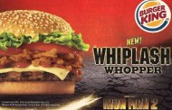 Burger King Launches Marvel's Iron Man