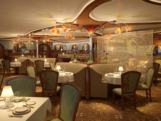 """New Deluxe Restaurant named """"Remy"""" Coming to the Disney Dream"""