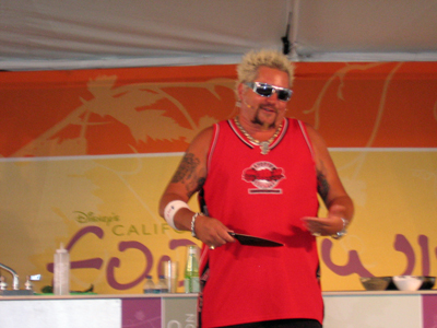Guy Fieri chats about his favorite Orange County Eats